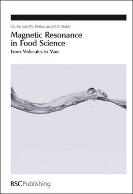 Magnetic Resonance in Food Science: From Molecules to Man - Special Publications (Hardback)