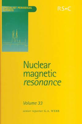 Nuclear Magnetic Resonance: Volume 33 - Specialist Periodical Reports (Hardback)