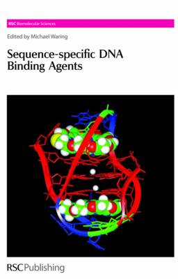 Sequence-specific DNA Binding Agents (Hardback)