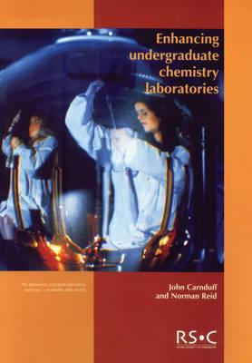 Enhancing Undergraduate Chemistry Laboratories (Paperback)