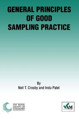 General Principles of Good Sampling Practice (Paperback)