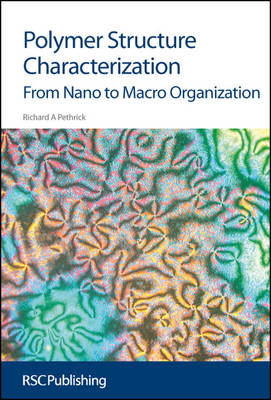 Polymer Structure Characterization: From Nano To Macro Organization (Hardback)