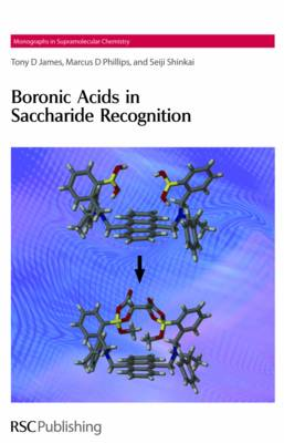 Boronic Acids in Saccharide Recognition (Hardback)