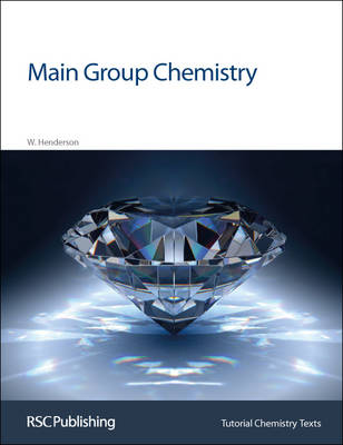 Main Group Chemistry (Paperback)