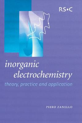 Inorganic Electrochemistry: Theory, Practice and Application (Paperback)