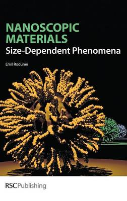 Nanoscopic Materials: Size-Dependent Phenomena (Hardback)