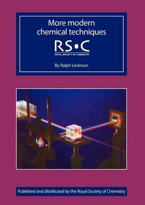 More Modern Chemical Techniques (Paperback)