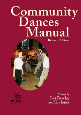Community Dances Manual (Spiral bound)