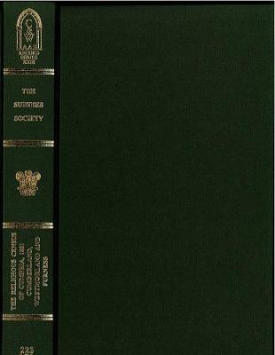 The Religious Census of Cumbria, 1851: Cumberland, Westmorland and Furness - Publications of the Surtees Society v. 223 (Hardback)