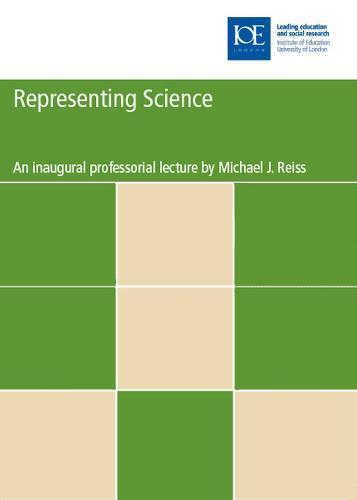 Representing science - Inaugural Professorial Lectures (Paperback)