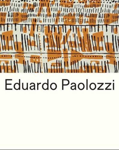 Eduardo Paolozzi (Hardback)