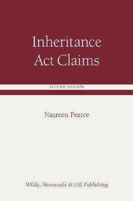 Inheritance Act Claims (Paperback)