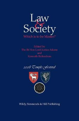 Law and Society: Which is to be Master? (Hardback)