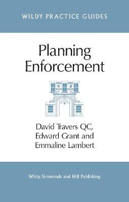 Planning Enforcement - Wildy Practice Guides (Paperback)