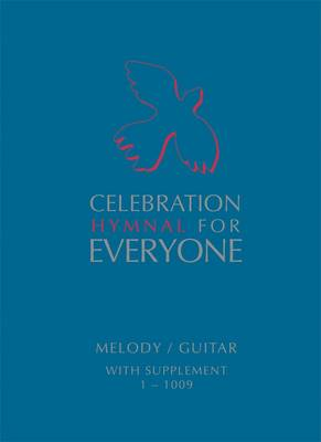 Celebration Hymnal for Everyone: Melody and Guitar with Supplement (Paperback)