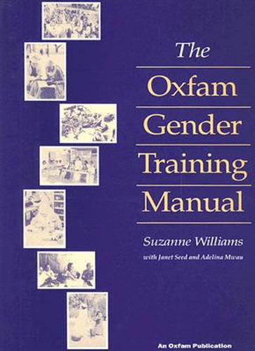 The Oxfam Gender Training Manual (Paperback)