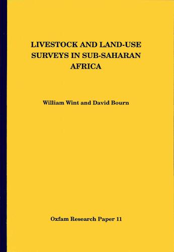 Livestock and Land-use Surveys in Sub-Saharan Africa