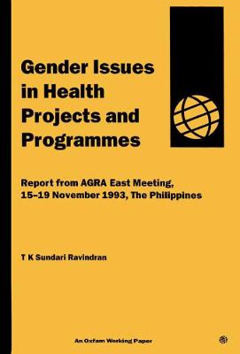 Gender Issues In Health Projects and Programmes (Paperback)