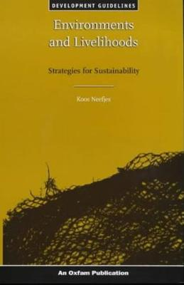 Environments and Livelihoods: Strategies for Sustainability (Paperback)
