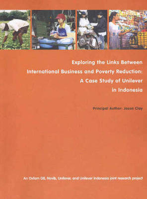 Exploring the Links Between International Business and Poverty Reduction (Paperback)