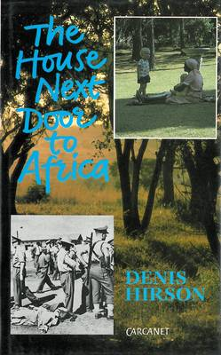 House Next Door to Africa (Paperback)