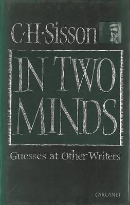 In Two Minds: Literary Essays (Hardback)