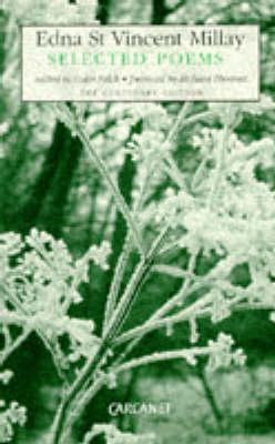 Selected Poems: Edna St. Vincent Millay (Paperback)