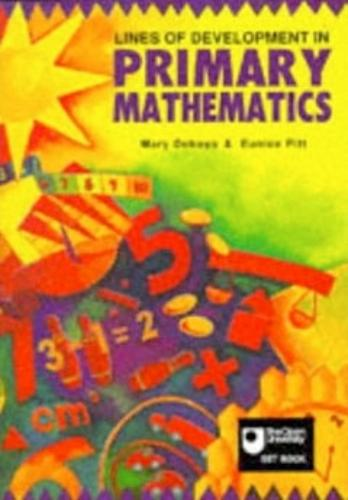 Lines of Development in Primary Maths (Paperback)