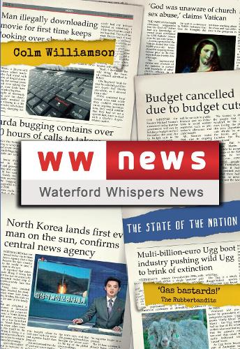 Waterford Whispers News: The State of the Nation (Paperback)