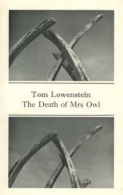 The Death of Mrs. Owl (Paperback)