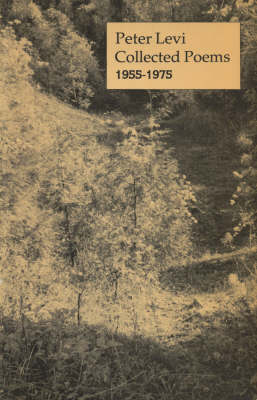 Collected Poems, 1955-1975 (Paperback)