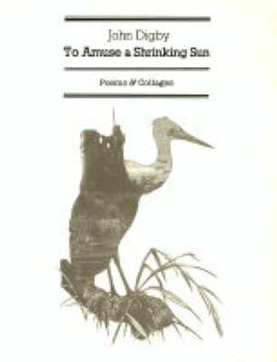 To Amuse a Shrinking Sun: Poems and Collages (Paperback)