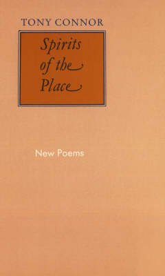 Spirits of the Place: New Poems (Paperback)