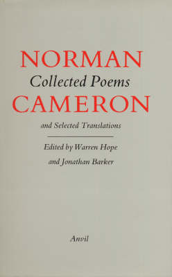 Collected Poems and Selected Translations (Hardback)