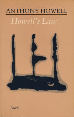 Howell's Law (Paperback)