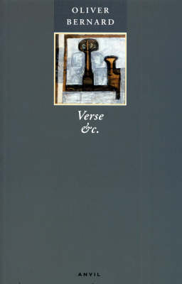 Verse and C. (Paperback)