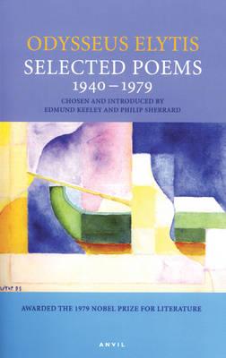 Selected Poems 1940-1979: Odysseus Elytis (Paperback)
