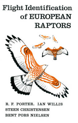 Flight Identification of European Raptors (Hardback)