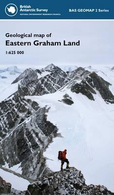 Geological Map of Eastern Graham Land - BAS GEOMAP 2 Series Sheet 1 (Sheet map, folded)