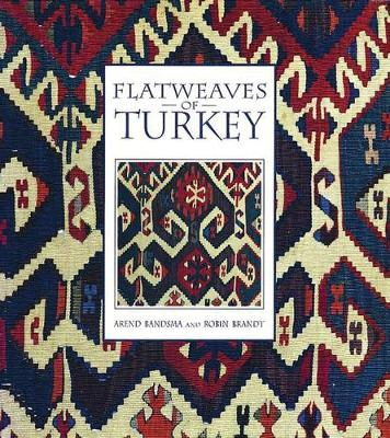 Flatweaves of Turkey (Hardback)