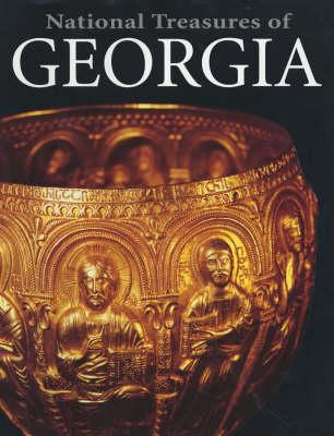 National Treasures of Georgia (Hardback)