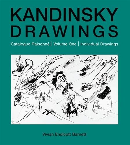 Kandinsky's Drawings: Individual Drawings v. 1: Catalogue Raisonne (Hardback)