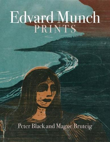 Edvard Munch Prints (Paperback)
