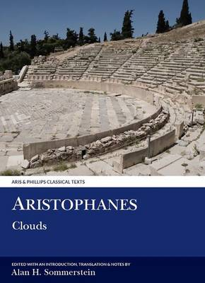 Aristophanes: Clouds - Aris & Phillips Classical Texts (Paperback)
