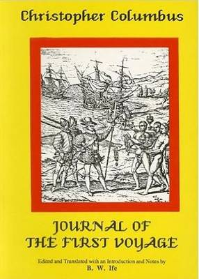 Columbus: Journal of the First Voyage (Paperback)