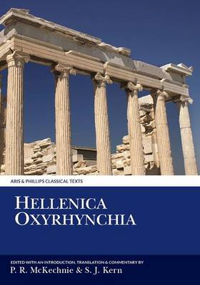 Hellenica Oxyrhynchia - Aris & Phillips Classical Texts (Paperback)