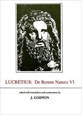 Lucretius: De Rerum Natura VI - Aris & Phillips Classical Texts (Paperback)