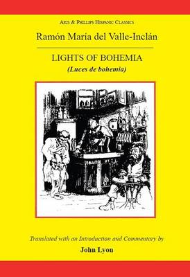 Valle Inclan: The Lights of Bohemia (Paperback)