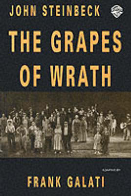 The Grapes of Wrath: Playscript (Paperback)