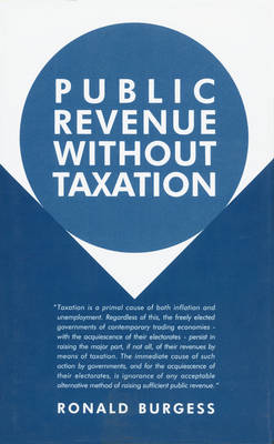 Public Revenue without Taxation (Hardback)